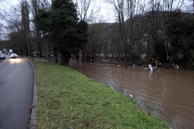 Duikers gaan in Luik op zoek naar slachtoffers