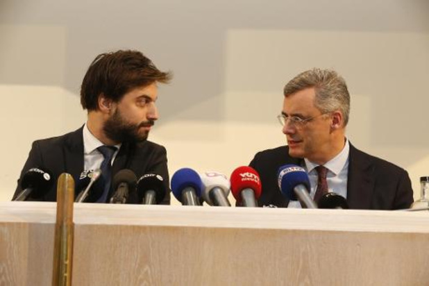 """Informateurs Coens & Bouchez: """"We vertrekken hier niet van nul"""""""