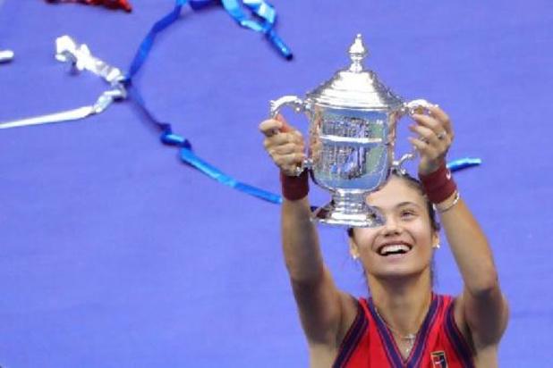 Emma Raducanu passe de la 150e à la 23e du classement WTA, Elise Mertens 16e
