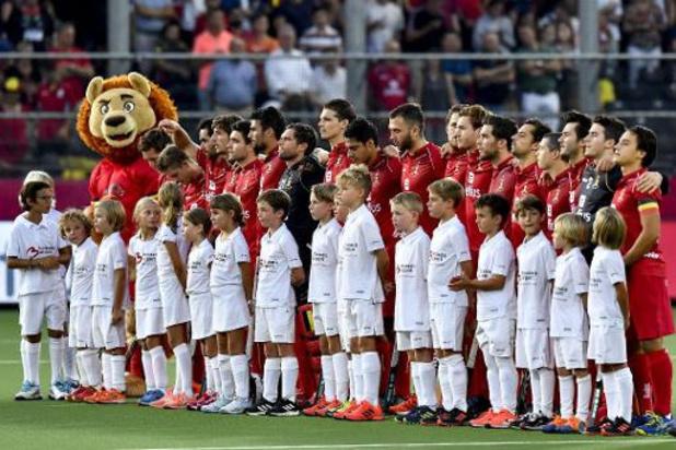 Les Red Lions fixés sur leur sort au tournoi olympique de Tokyo