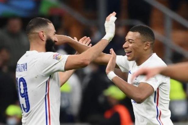 Ligue des Nations - Menée au score, la France bat l'Espagne 1-2 en finale et succède au Portugal