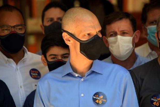 Brésil: décès à 41 ans du maire de Sao Paulo, Bruno Covas