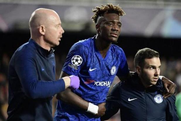 Tammy Abraham (Chelsea) absent contre West Ham, une occasion pour Batshuayi