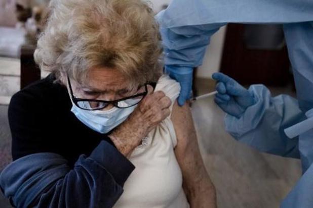 Doelstelling bereikt: Italië vaccineert dagelijks meer dan half miljoen mensen