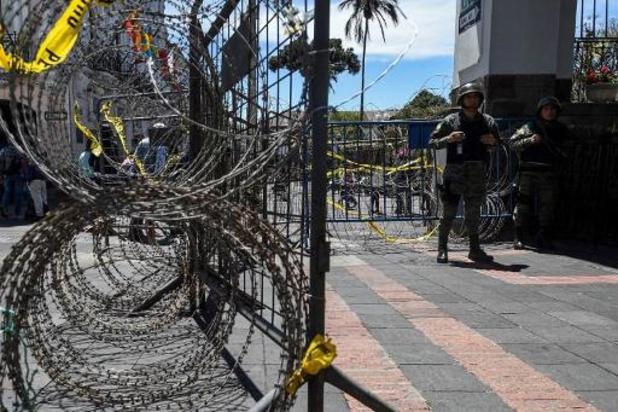 Protesten Ecuador - Crisis in Ecuador eiste 8 doden en 1.340 gewonden