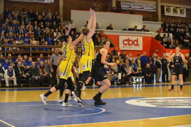 Landskampioen Castors verkiest EuroCup boven EuroLeague basket