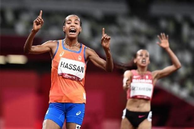 JO 2020 - Le marathon, prochain objectif de Sifan Hassan
