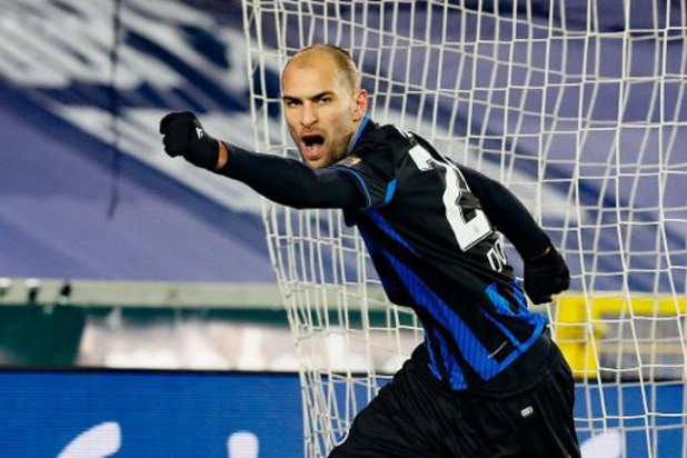 Croky Cup - Club Brugge gaat voorbij Bekerhouder Antwerp naar kwartfinales