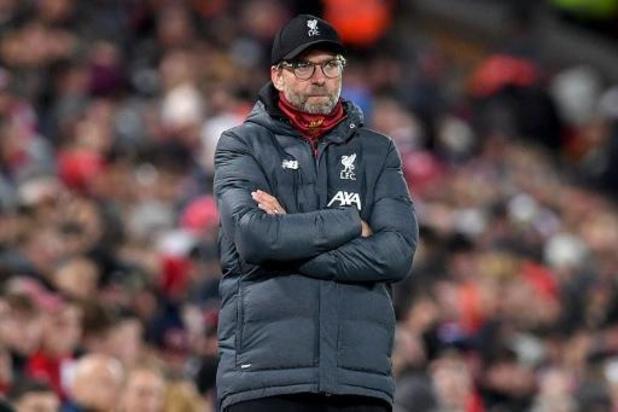 Jürgen Klopp menace de retirer Liverpool de la Coupe de la Ligue