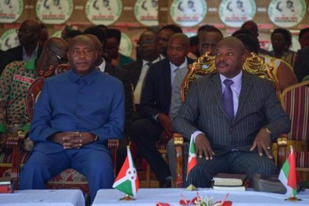 Burundese president Pierre Nkurunziza plots overleden aan hartaanval