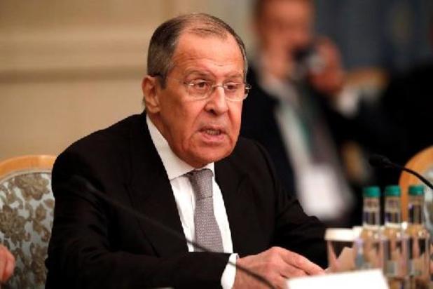 Le chef de la diplomatie russe s'inquiète du racisme contre les blancs aux USA