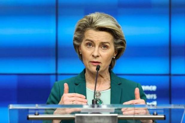"""La Commission """"confiante"""" quant à la ratification permettant le vaste emprunt européen"""
