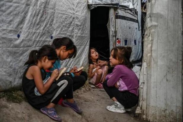 Grèce: une barrière flottante pour stopper les flux migratoires en voie d'installation
