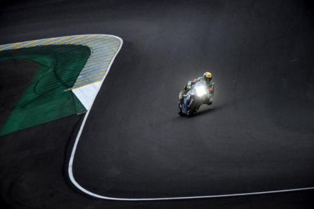 MotoE - Xavier Siméon abandonne sur chute en Course 1 au Mans