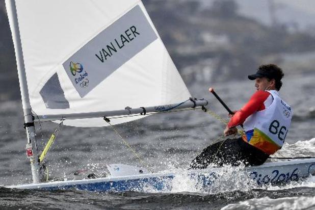 Vilamoura european continental qualification - Wannes Van Laer 17e et William De Smet 27e n'obtiennent pas leur ticket olympique