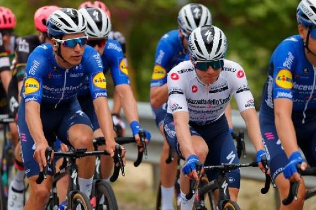 Giro: Klassementsrenners zijn morgen opnieuw aan zet