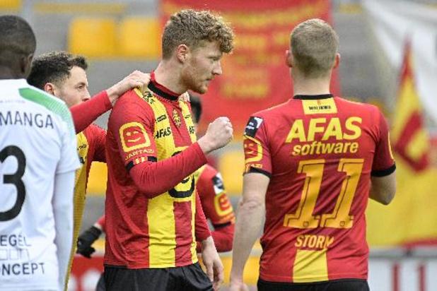Oefenzeges voor KV Mechelen en AA Gent, Kortrijk klopt Anderlecht