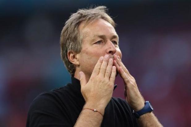 """Euro 2020 - """"Les garçons sont de vrais combattants"""" souligne le sélectionneur danois"""