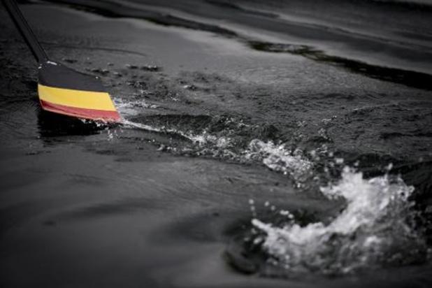 """Mondiaux d'aviron indoor - """"Sans se soucier de ses adversaires"""", Ward Lemmelijn s'est concentré sur son chrono"""