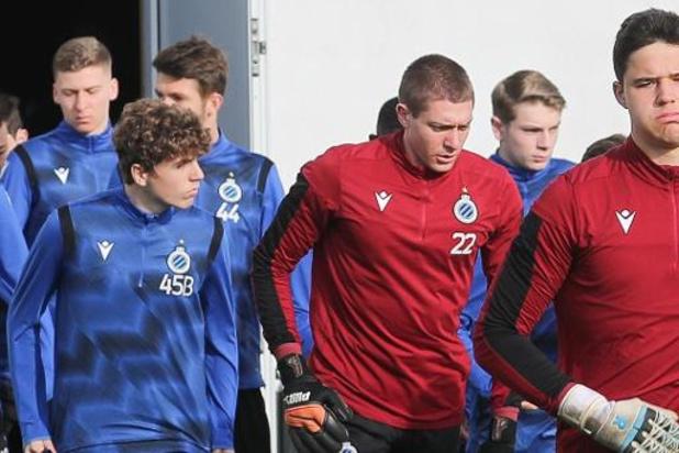 Jupiler Pro League - AA Gent-Club Brugge wordt uitgesteld