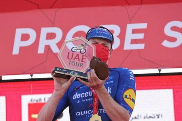 Deceuninck-QuickStep visera les victoires d'étape avec Sam Bennett