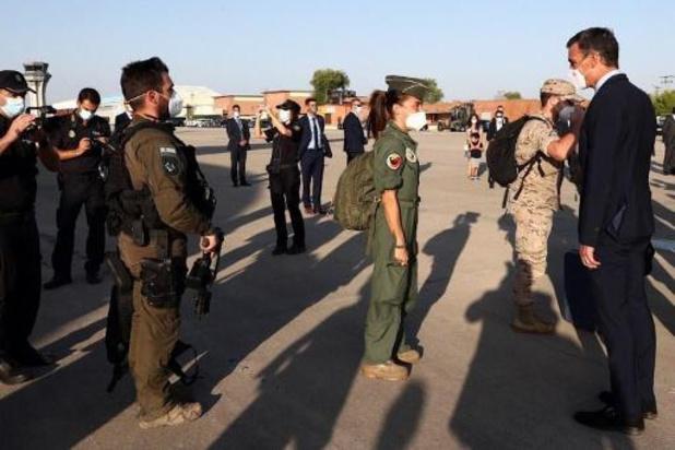 Eerste zending medische hulpgoederen van WHO aangekomen in Afghanistan