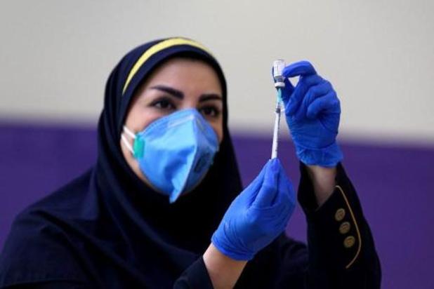 Meer dan 37.000 coronabesmettingen op 24 uur tijd: nieuw besmettingsrecord in Iran