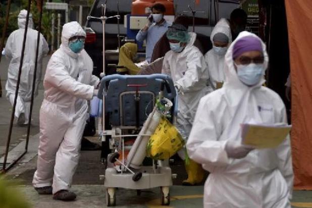 Le bilan de la pandémie de Covid-19 à la mi-journée