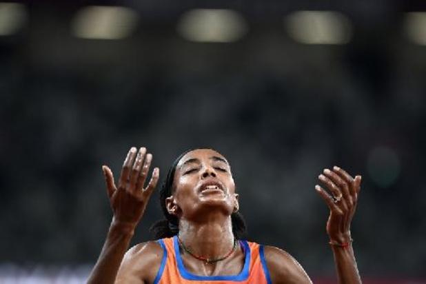 OS 2020 - Sifan Hassan staat voor historische treble: 1.500, 5.000 en 10.000m