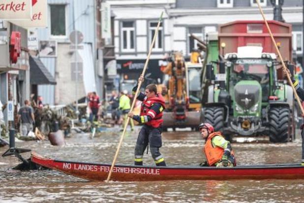 Noodweer - Aantal bevestigde doden in ons land loopt op tot 24