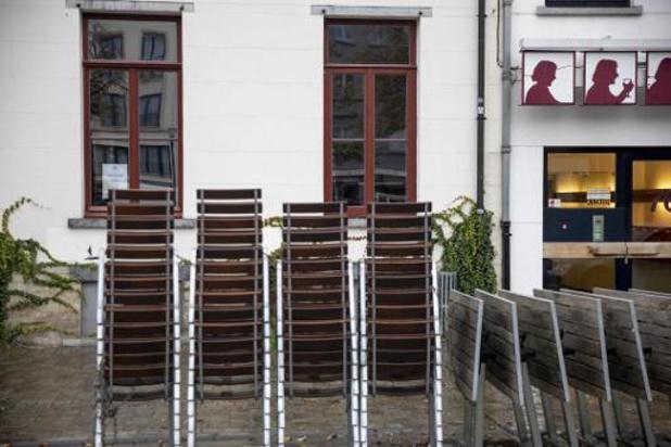 Pas de couvre-feu décrété en Wallonie, les cafétérias des clubs sportifs fermées