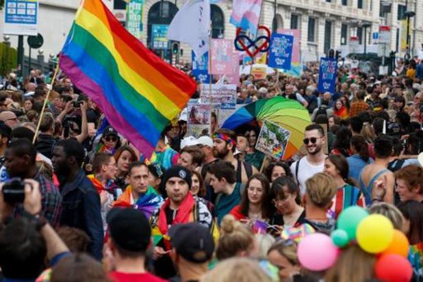 L'édition 2020 de la Belgian Pride Parade est annulée