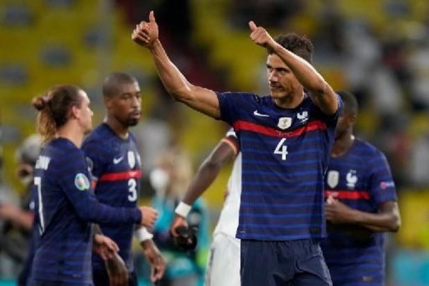 Plus de 15 millions de téléspectateurs devant France-Allemagne sur M6