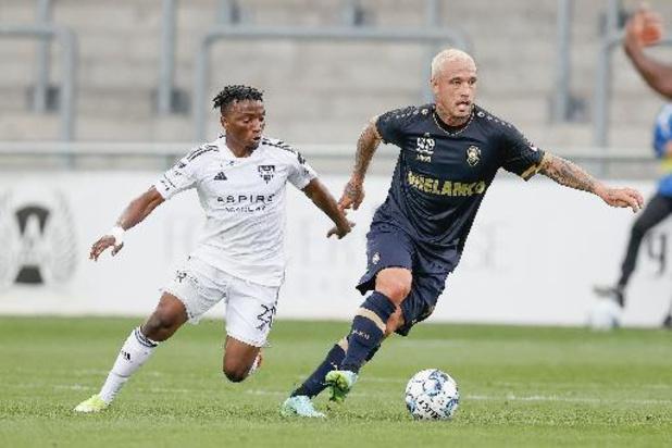 Isaac Nuhu prolonge à Eupen jusqu'en 2025