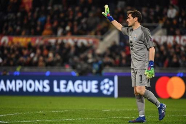 Iker Casillas officialise sa retraite