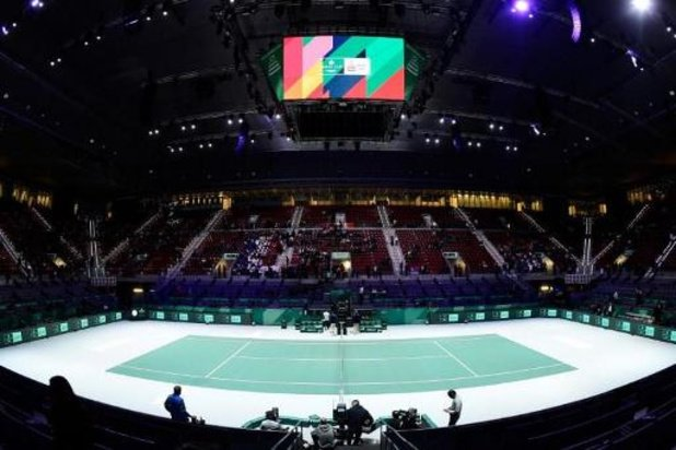 Coupe Davis - La France et la Serbie invitées déjà pour la finale de 2020