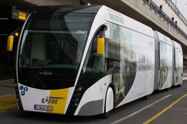 """""""Bussen zitten al op maximumcapaciteit"""""""