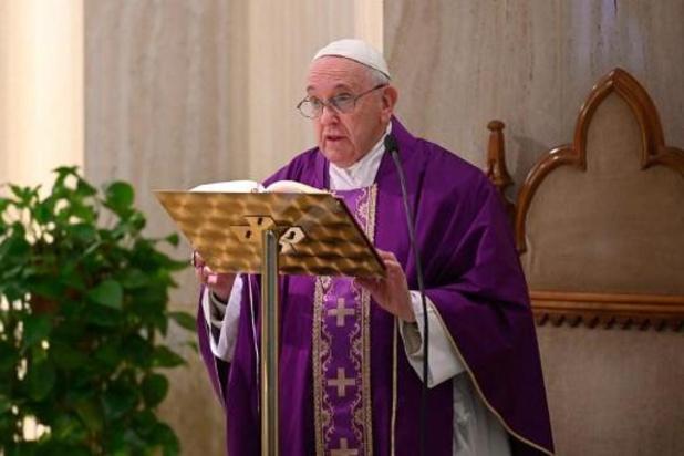 Paus: lockdown is kans om gezin te herontdekken