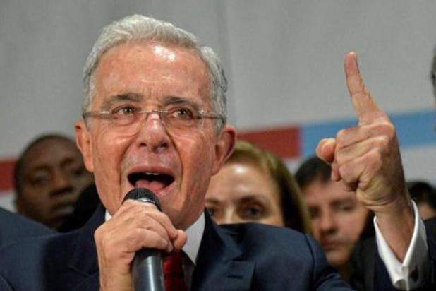 Colombie: le parquet requiert un non-lieu en faveur de l'ex-président Uribe