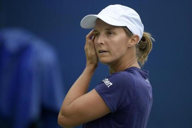 ITF Toronto - Kirsten Flipkens bereikt finale