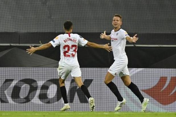 Europa League - Le FC Séville élimine Manchester United et attend l'Inter ou le Shakhtar en finale