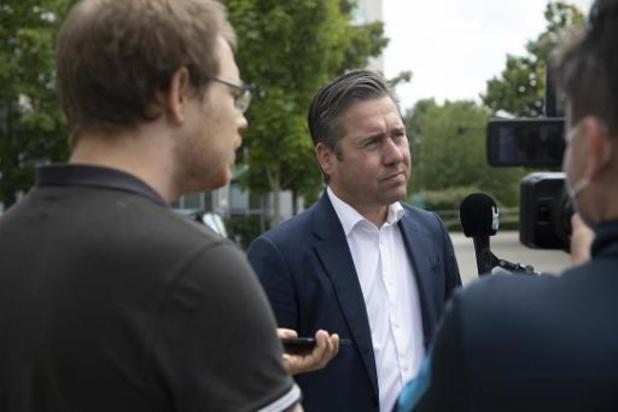 """Jupiler Pro League - Vincent Mannaert verlaat bestuur Pro League: """"Tijd voor een nieuwe start"""""""
