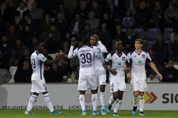 Croky Cup - Anderlecht in verlengingen voorbij Beerschot naar 1/8 finale, Kompany valt geblesseerd uit