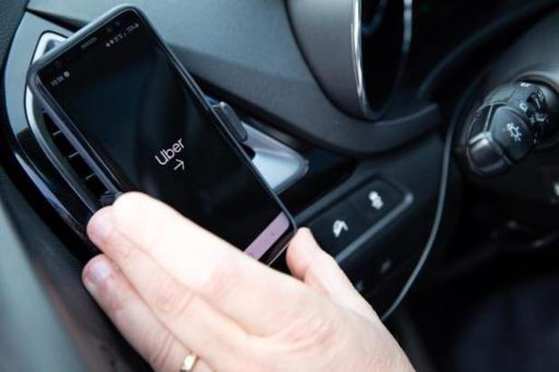 Vervoort mettra le dossier Uber sur la table du gouvernement bruxellois ce jeudi