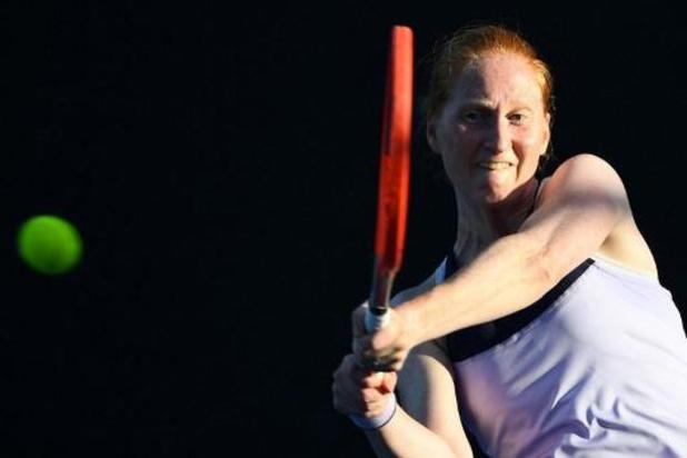"""Van Uytvanck pour la première fois au 2e tour de l'Open d'Australie à sa 7e participation: """"Enfin!"""""""