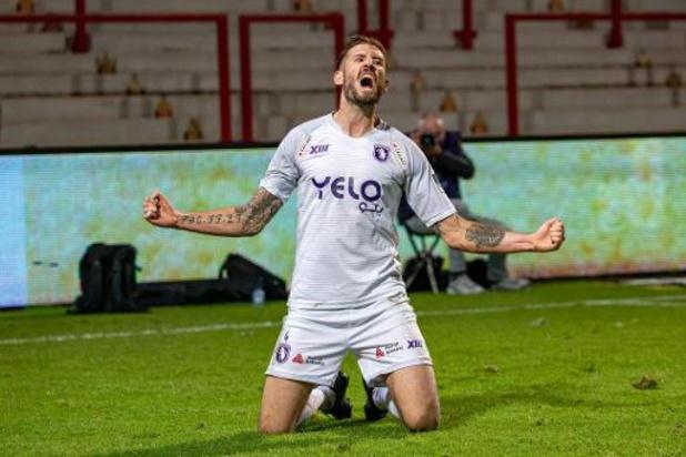 Jupiler Pro League - Beerschot laat leidersplaats liggen na 5-5 gelijkspel in Kortrijk