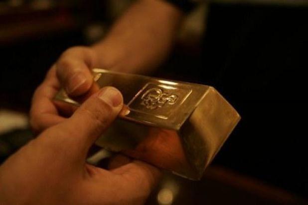 In Utrecht verloren goudstaaf is weer terecht