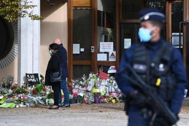 Onthoofding nabij Parijs - Voorzitter van Franse ngo Ummah Charity opgepakt