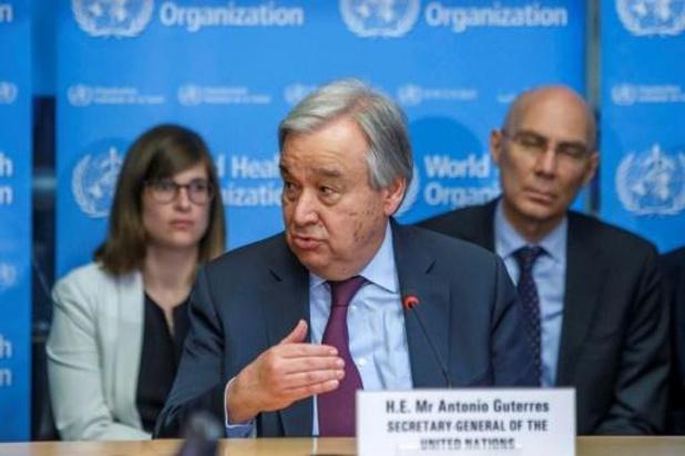 Coronavirus - Le chef de l'ONU exhorte le Conseil de sécurité à se montrer uni face au Covid-19