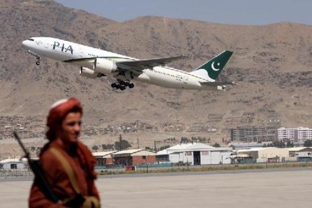 Taliban roepen op internationale lijnvluchten naar Afghanistan te hervatten